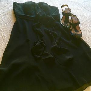 WHBM Chiffon Dress